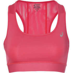 asics Bra Optimism Pack Dames, laser pink